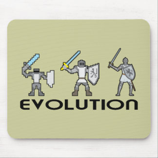Knight Evolution Mousepad