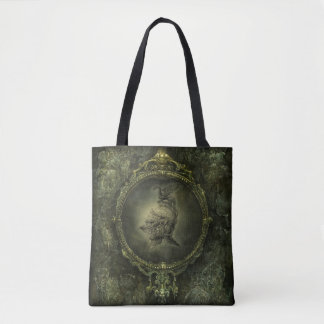 Knight Fantasy All-Over-Print Tote Bag