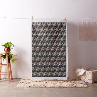 Knight Horseback Tapestry Tile Fabric Rennaisance