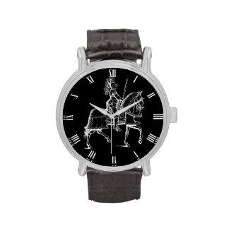 Knight in Armor Wristwatch