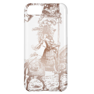 Knight in Shining Armor iPhone 5C Cases