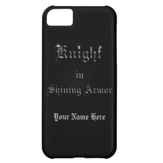 Knight in Shining Armor iPhone 5C Cover