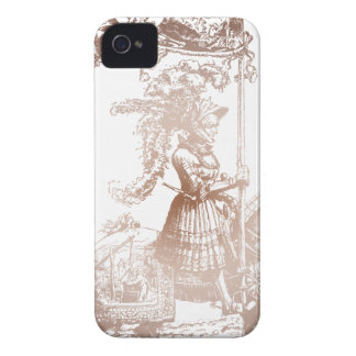 Knight in Shining Armor Case-Mate iPhone 4 Case