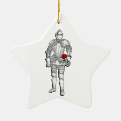 Knight in Shining Armor Ornaments