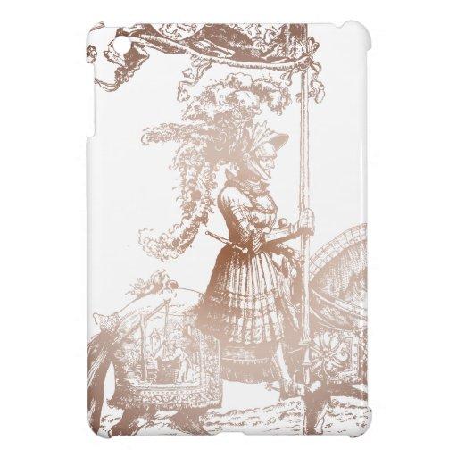 Knight in Shining Armor iPad Mini Cover