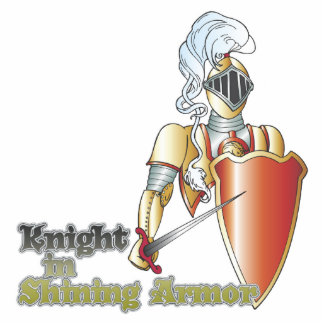 knight in shining armor cut outs