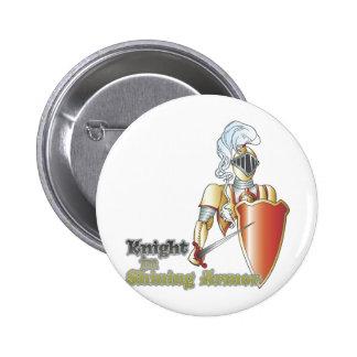 knight in shining armor pins