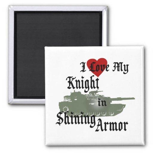 Knight in Shining Armor/ Tank Magnet