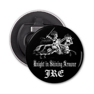 Knight In Shining Armour Monogrammed Initials