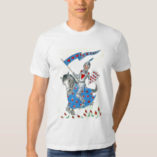 'Knight in Shining Armour' T-shirt