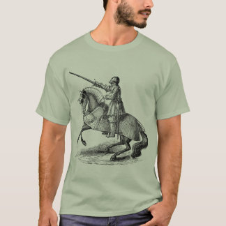 Knight In Shinning Armour T-Shirt