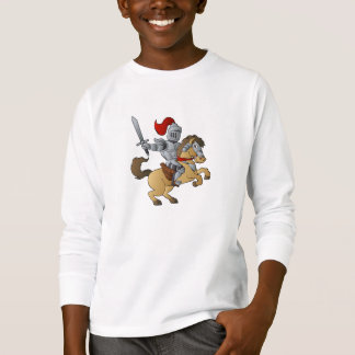 Knight on Horse T-Shirt