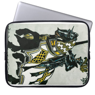 Knight On Horseback computer case Laptop Computer Sleeves
