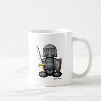 Knight (plain) coffee mug