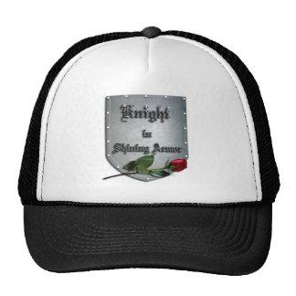 Knight Shining Armor Rose Trucker Hat