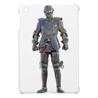 Knight Standing and Looking Forward iPad Mini Covers