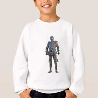 Knight Standing and Looking Forward Sweatshirt