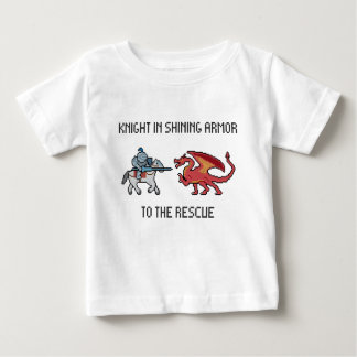 Knight to the rescue Infant T-Shirt