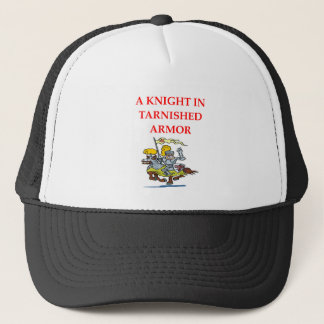 KNIGHT TRUCKER HAT