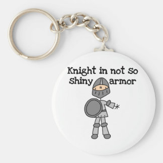 Knight Without Shine Tshirts and Gifts Key Ring