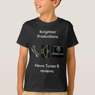 knightair Productions promo kids Tshirts