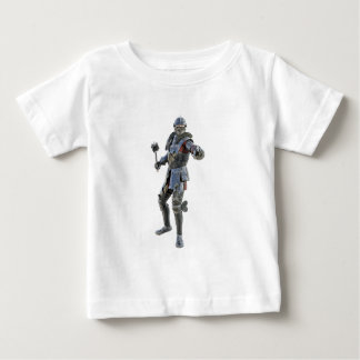 Knights Challenge to His Opponent Baby T-Shirt