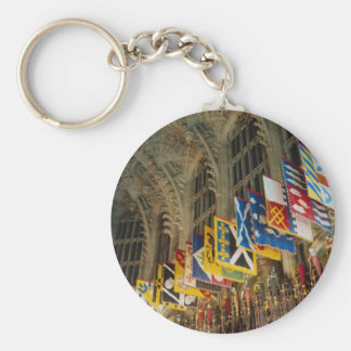 Knights Grand Cross, Order of the Bath Banners in Basic Round Button Key Ring