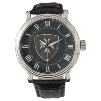 Knights Hospitaller Cross, Distressed Watch