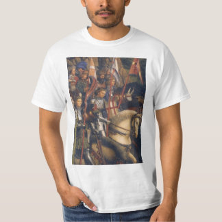 Knights of Christ (Ghent Altarpiece), Jan van Eyck Shirt