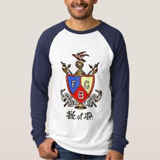 Knights of Pythias Baseball Jersey T-Shirt
