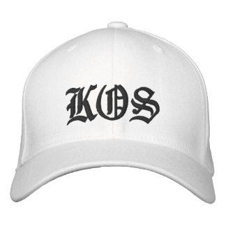 Knights Of Six ( Abbreviated Embroidered) Embroidered Hat