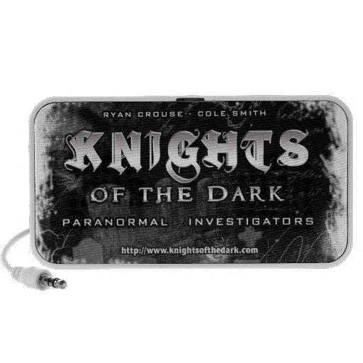 Knights of the Dark - Portable Speaker