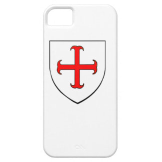 Knights Templar Crusade Shield Barely There iPhone 5 Case
