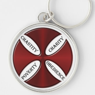 Knights Templar Guideposts for Life Key Ring