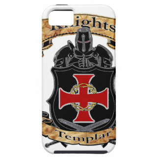 Knights Templar iPhone 5 Covers