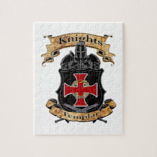 Knights Templar Jigsaw Puzzle
