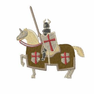 Knights Templar Medieval Crusader Polo Shirt