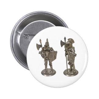 KnightsInArmor020910 Pinback Buttons
