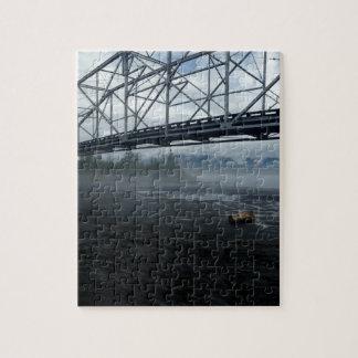 Knik River Bridge Puzzle