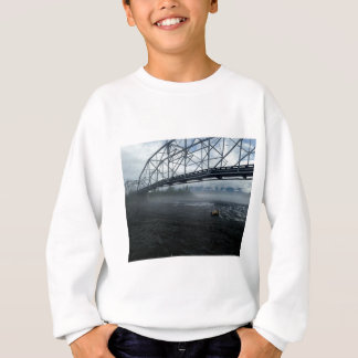 Knik River Bridge Sweatshirt