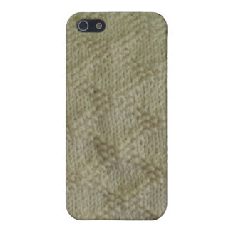 Knit Brocade Itouch cover iPhone 5 Covers
