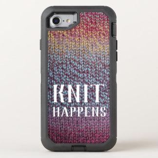 Knit Happens OtterBox Defender iPhone 8/7 Case