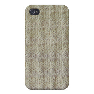 Knit Harris Tweed Itouch cover iPhone 4/4S Covers