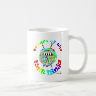 Knit Ninja Coffee Mug
