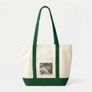 Knit one, Purl two Impulse Tote Bag
