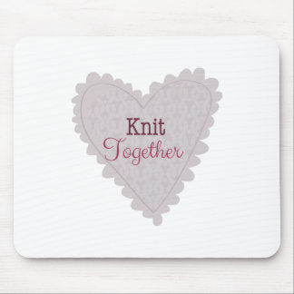 Knit Together Mousepads