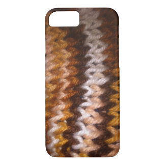 Knitted designed phone cases
