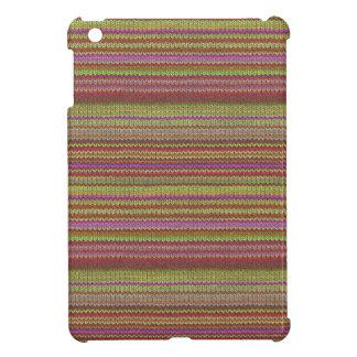 Knitted Print iPad Mini Case