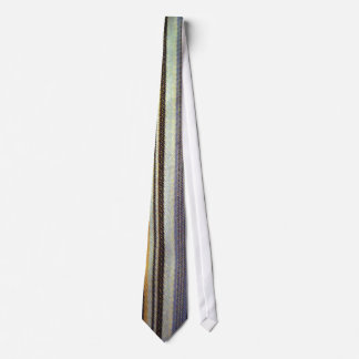 Knitted stripes design Tie