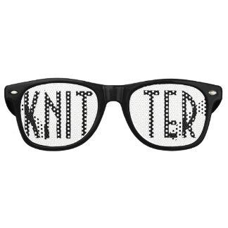 KNITTER • Crafts Retro Sunglasses